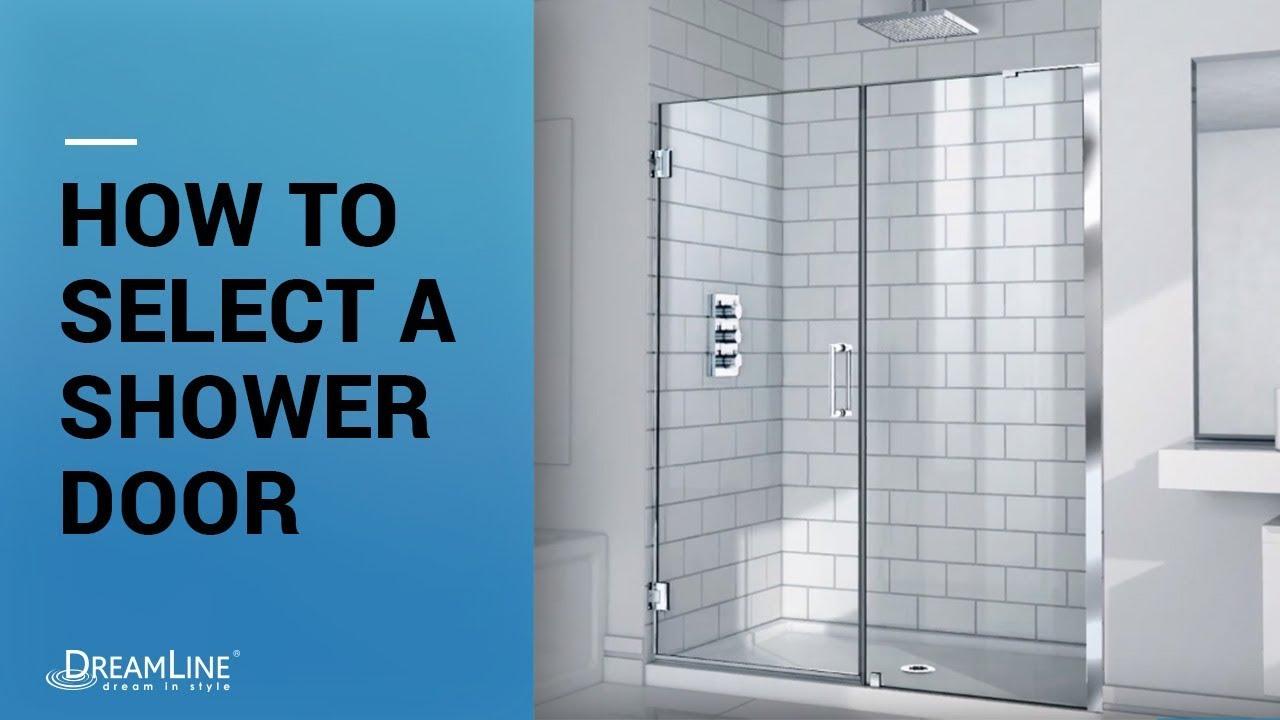 How to Select a Shower Door | DreamLine Shower Doors