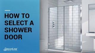 Watch How to Select a Shower Door | DreamLine Shower Doors