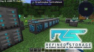 minecraft refined storage deutsch tutorial - Thủ thuật máy tính
