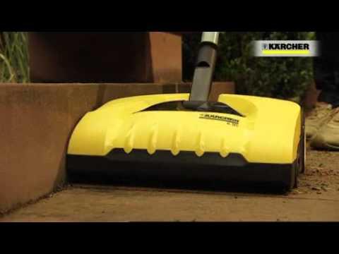 Escoba electrica Karcher por Generthec