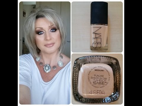Sheer Glow Foundation by NARS #11