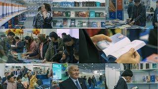 "Qalamger.kz порталының арнайы репортажы: ""Eurasian Book Fair-2019"" көрмесі қалай өтті?"