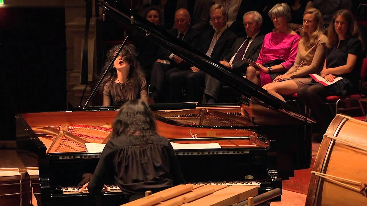 Doble piano, doble magia. Hermanas Labèque
