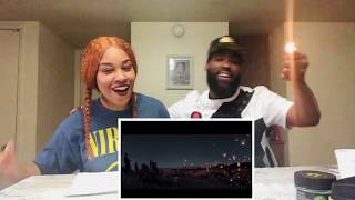 Bad Meets evil 👿 Lighters feat Bruno Mars (Reaction)