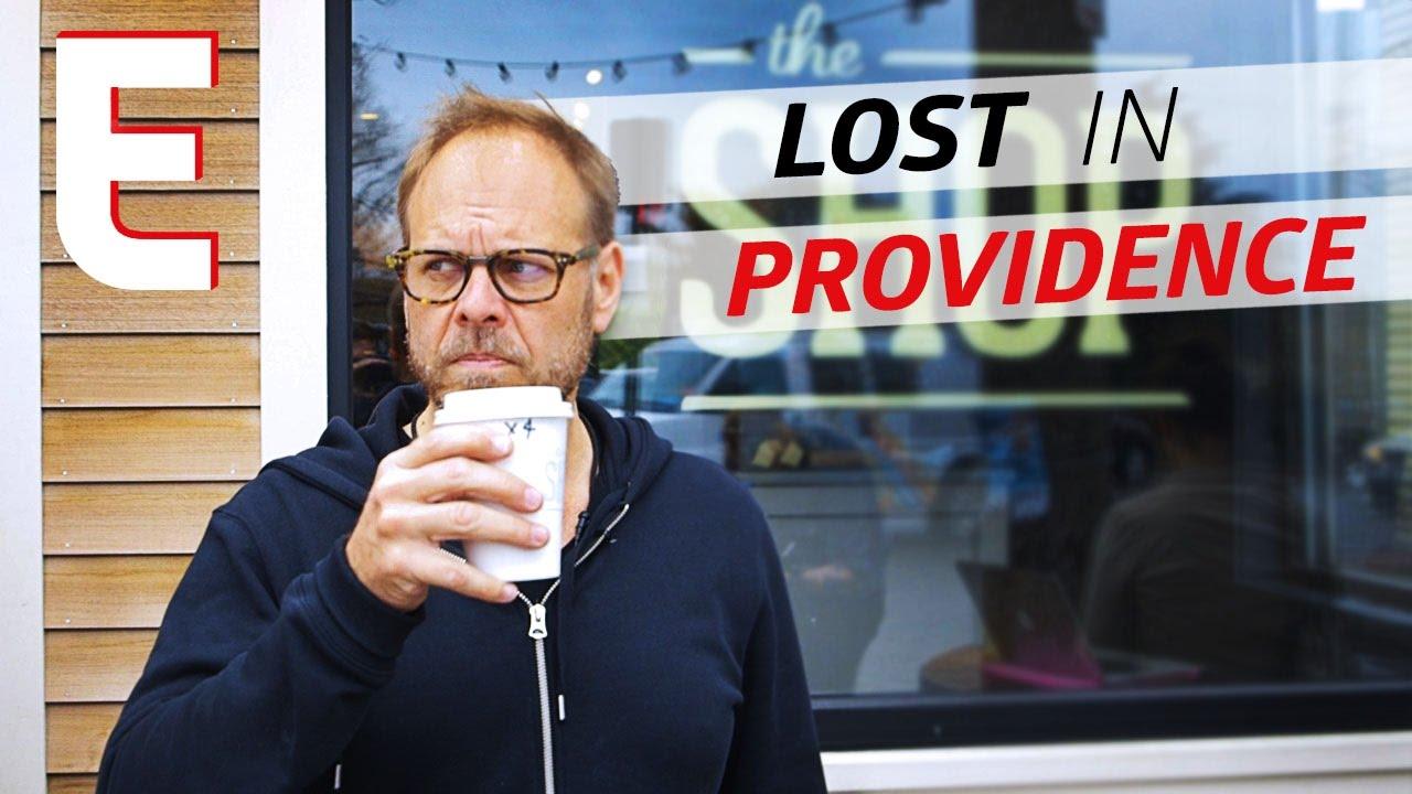 Alton Brown Needs Coffee, Please Help — On Tour With Alton Brown thumbnail