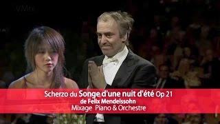 Yuja Wang /Valery Gergiev - a midsummer night's dream op.21 piano & orchestra (mixing)