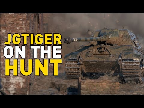 World of Tanks || ON THE HUNT!