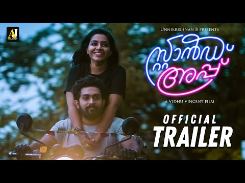 Stand Up Movie Trailer - Vidhu Vincent, Nimisha, Rajisha