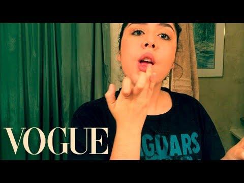 Adriana All Beauty Morning Routine | Beauty Secrets | Vogue
