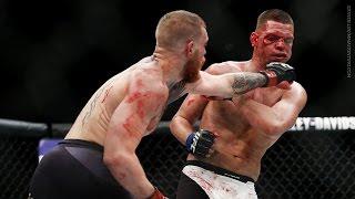 NEW!!! Conor Mcgregor vs Nate Diaz 2016  бой