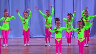 """Детская хореография. Студия танца """"Crystal Dance"""" в Броварах."""