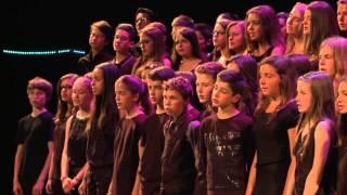 """""""Eskimo"""" Damien Rice / chorale du Collège REVERDY (Sablé sur Sarthe - Marc Leroy)"""