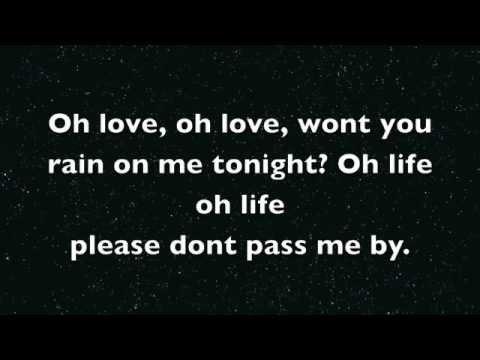 Oh Love Green Day Lyrics