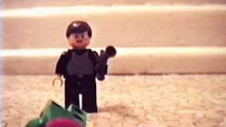 SNOWMAN (Lego Music Video) - DAIQUIRI