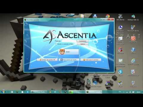 comment s'inscrire sur ascentia