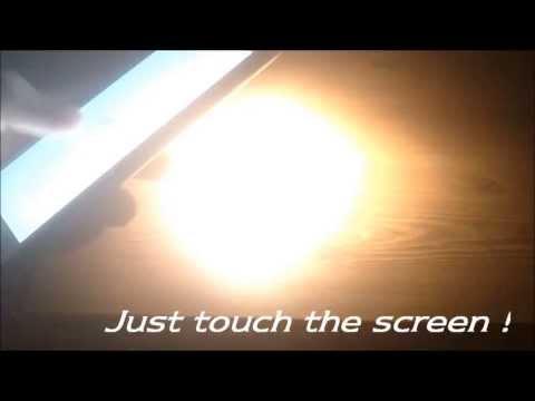 Video of Iron Light (Flash Light)