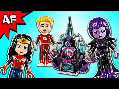 Vidéo LEGO DC Super Hero Girls 41239 : Le palais maléfique d'Eclipso