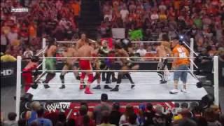WWE Raw 7/5/10 10/10 (HD)