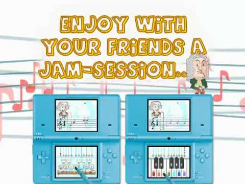 Montessori Music Nintendo DS