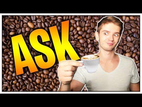 KOLIK VYPIJU DENNĚ KÁVY?? (SFGame + Ask)
