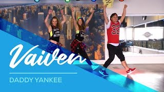 Vaiven - Daddy Yankee - Watch on laptop/comp not on tablet/telephone - Fitness Dance by Saskia's Dansschool