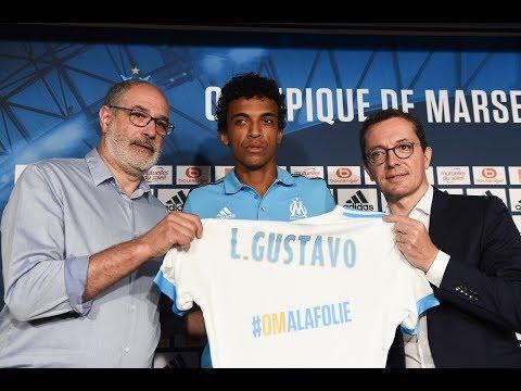 LUIZ GUSTAVO - WELCOME TO OLYMPIQUE DE MARSEILLE - #LuizEstOlympien