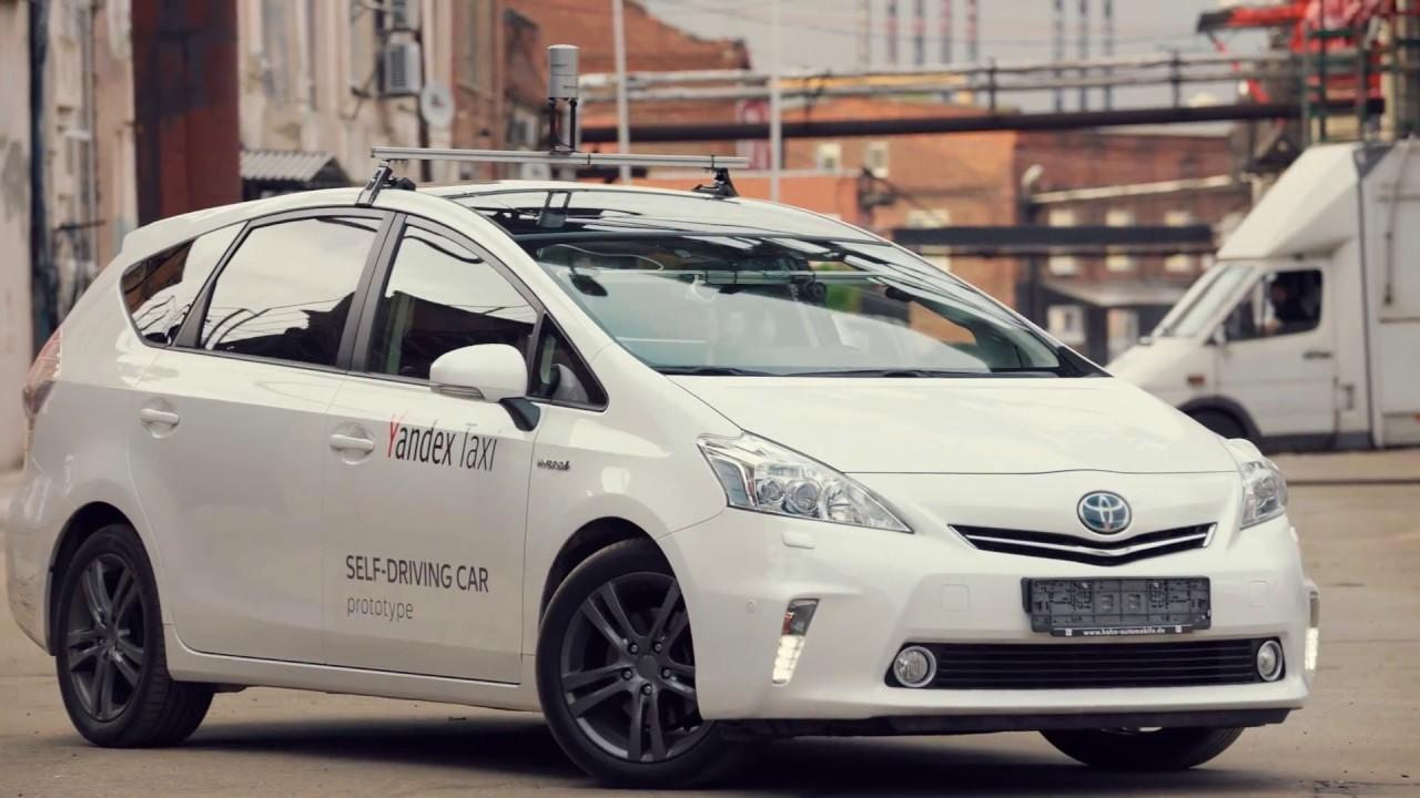 maxresdefault - «Яндекс» показал прототип своего беспилотного автомобиля