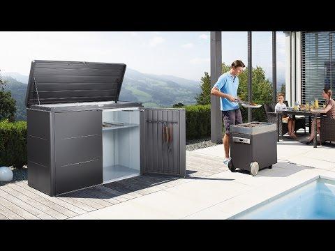 Gartenbox HighBoard von Biohort