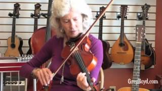 1997 William Harris Lee Violin