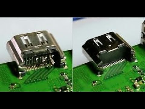 HDMI PS4 - How to Replace/Repair a Playstation 4's (PS4) HDMI port Tutorial - Even ship it to us.