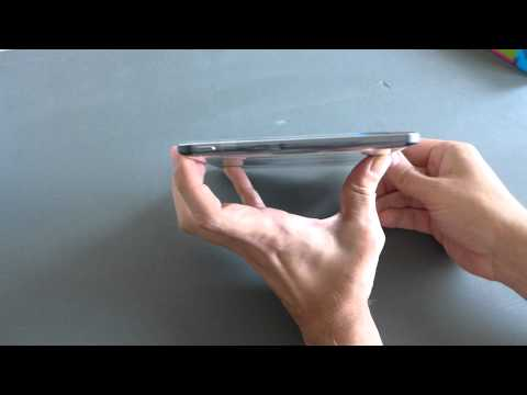 Unboxing iFive mini3 Ultra Thin Android Tablet