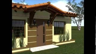 preview picture of video 'Casa económica de 2 dormitorios'