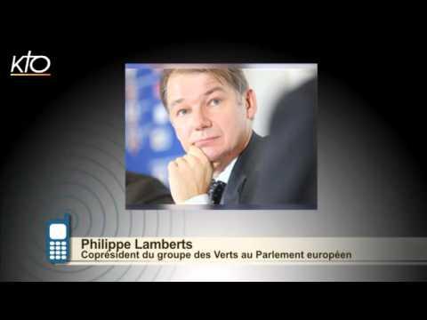 #PrayForBrussels : Philippe Lamberts