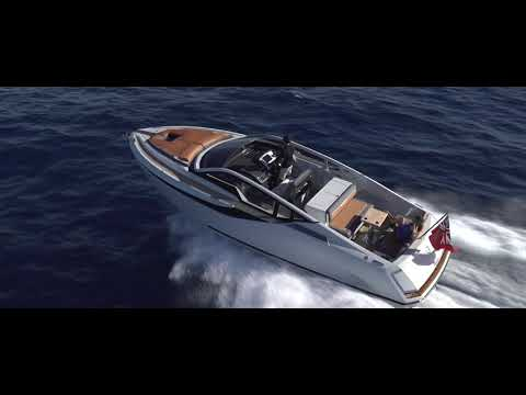 Fairline F//Line 33 video