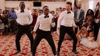 SURPRISE Garter Toss Dance (WEDDING) - Brian Nhira