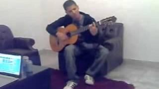 تحميل اغاني مجانا خالد عبد ربه (الهضبه الصغير) اغنية لو قلتلك على الجيتار.