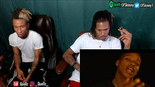 Calboy Ft. Polo G  Caroline (Reaction Video)