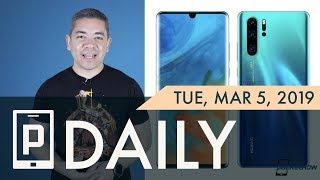 Huawei P30 Pro 10x Lossless Zoom, Galaxy S10 Display King & more