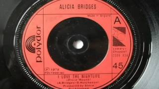 Alicia Bridges - I Love The Nightlife (1978)