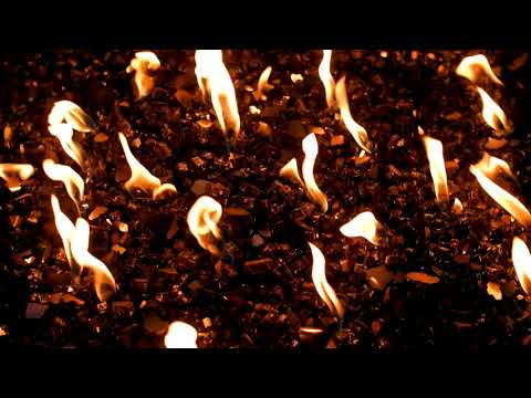Onyx Reflective Fire Glass | BBQGuys Signature Series