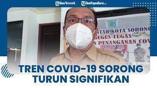 Tren Kasus Covid-19 di Sorong Alami Penurunan, Jubir Satgas: Pasien di Rumah Sakit Tinggal 3 Orang