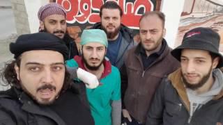 بعد التهجير من حلب .. صاحب سيلفي سيدو يوجه رسالة قاسية .. وحبش لا لحضن النظام