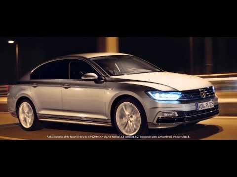 Volkswagen Passat Variant Универсал класса D - рекламное видео 1