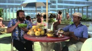 Bud spencer y terence hill  - pares y nones audio latino
