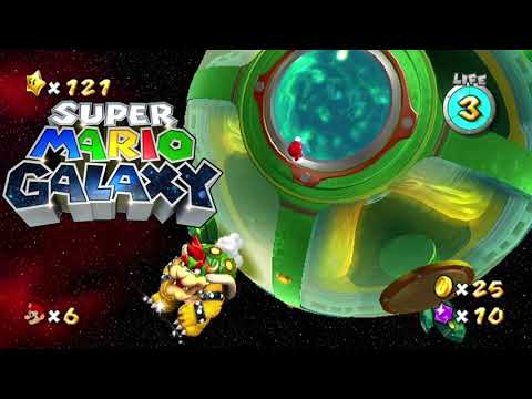 Download Super Mario Galaxy Music Extended Boss Final Bowser