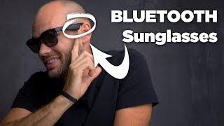 Bluetooth Sunglasses... Incredible