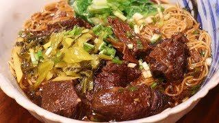 美食台 | 臺式牛肉面,香濃好味有訣竅