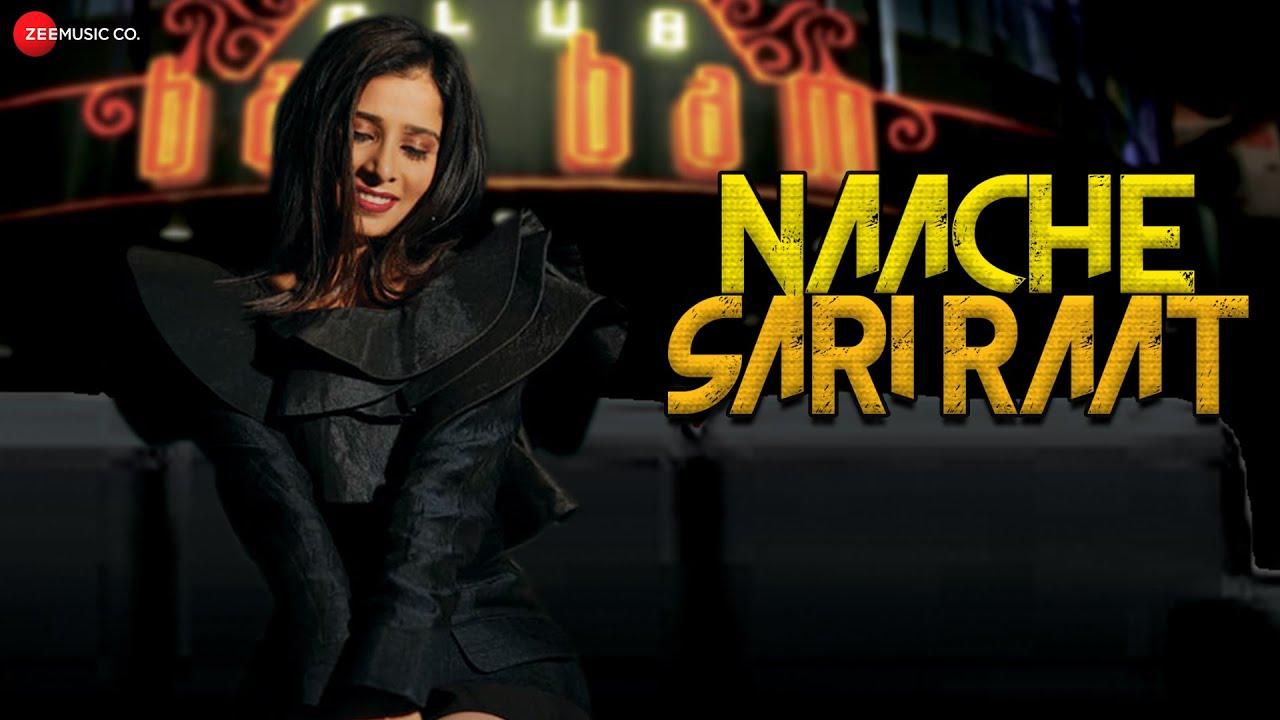 Naache Sari Raat lyrics | Saemy | Tushita | Eshaan | Arzad Naaz latest song 2021|