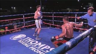 🇺🇦 Тарас Шелестюк нокаутировал Хесуса Родригеcа!