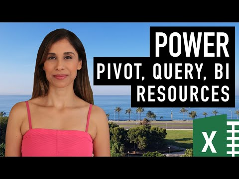 Great Excel Power Query, Power Pivot & Power BI Resources ...